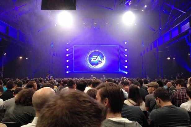 EA Gamescom 2013 1